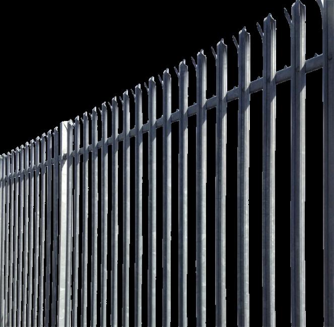 palisade-fencing